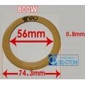 BR3214 Поршневые кольца компрессора 800W