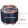 cx235x750 Обмотка двигателя компрессора 750W