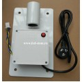 cx05-3 Крепление держателя светильника 35мм с блоком питания