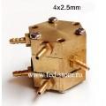 cx196-2 Клапан воды 5 выходов