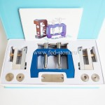 Винтовой пресс для ремонта стоматологических наконечников