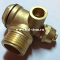 cx237-9 Клапан для компрессора 20.5мм-8мм-9.5мм